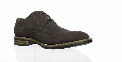 BRUNO MARC NEW Mens Brown Dress Shoe Size
