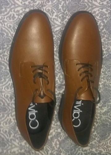 Calvin Klein Tan Up Shoes