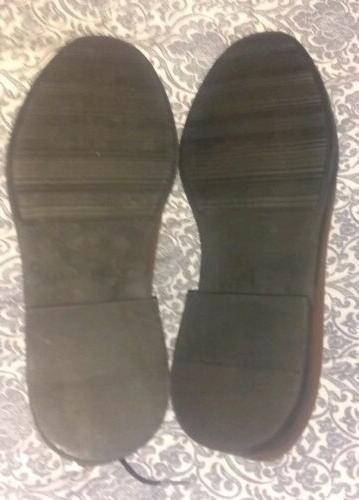 Calvin Tan Lace Up Shoes 13M