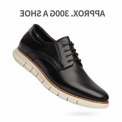 Bruno Mens Casual Shoes up Round Toe Oxford Dress