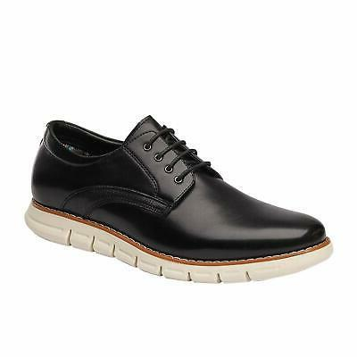 mens casual shoes classic lace up round