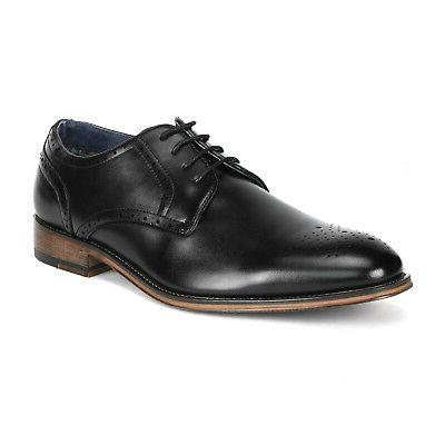 Bruno Oxford Wingtip Business Leather