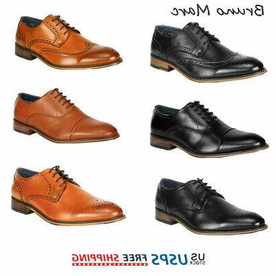 mens classic oxford shoes lace up wingtip
