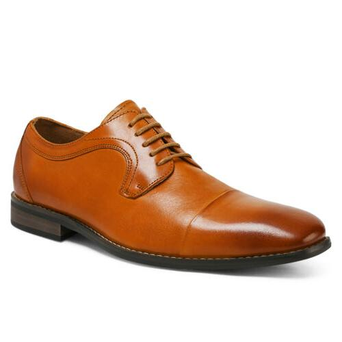 mens dress shoes genuine leather brogues oxford