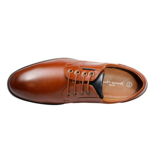 Mens Dress Shoes up Casual Daily Wear Oxford Size US