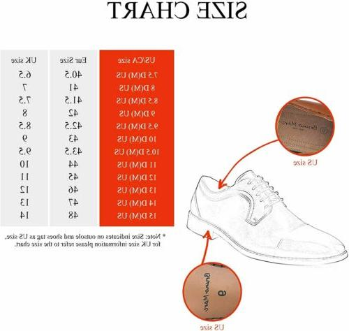 Mens Dress Shoes up Genuine Shoes Classic Casual Shoes