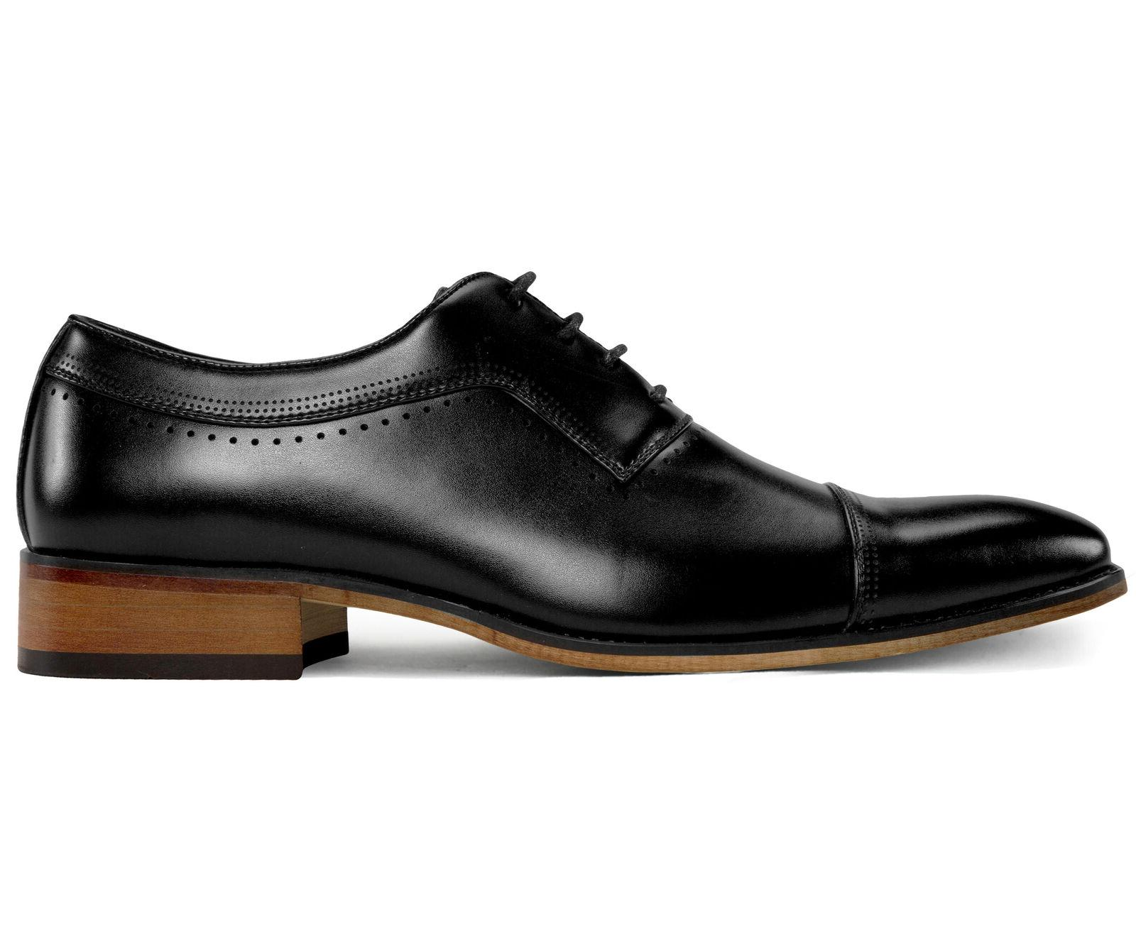 Mens Dress Shoes Oxford - Shoes with