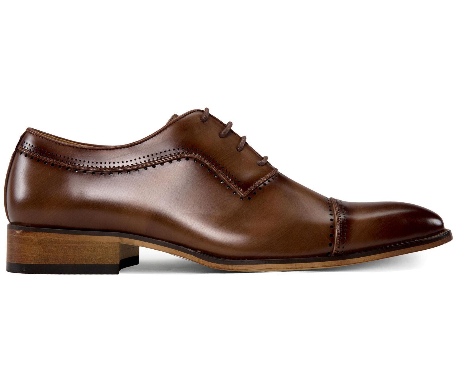 Mens Dress - Oxford - Lace Up Shoes