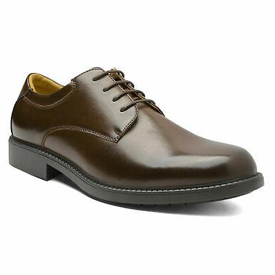 Bruno Mens Shoes Leather Business Shoes