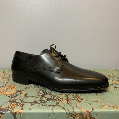 mens garfield black oxford dress shoes 6