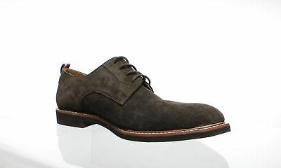 Tommy Brown Suede Dress Shoe