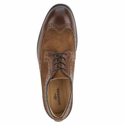 Dockers Mens Hausman Lace-up Oxford