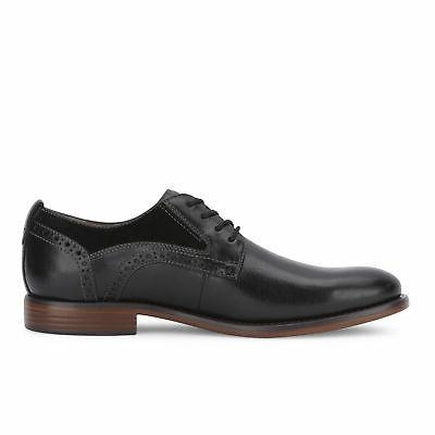 Dockers Mens Leather Business Lace-up Plain