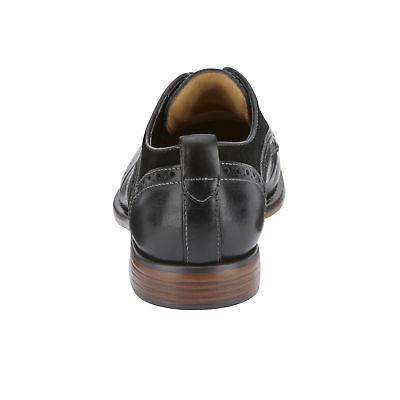 Dockers Leather Lace-up Plain Toe Oxford