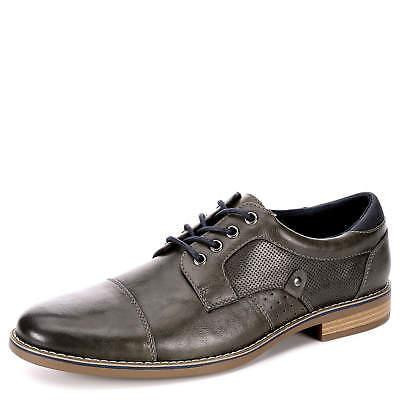 Restoration Mens Lace Up Oxford Shoes