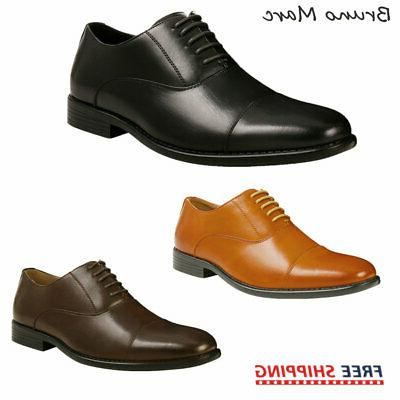 mens leather dress shoes formal classic lace