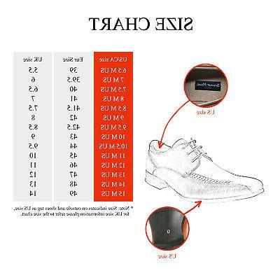 Bruno Marc Oxford Shoes Formal Up Business Dress Size US