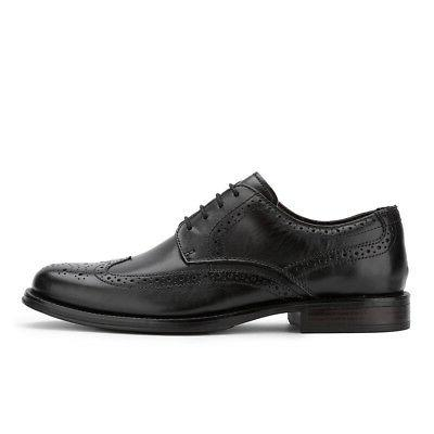 Lace-up Oxford Shoe