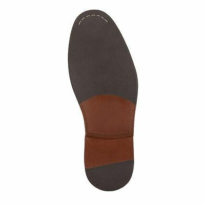 Dockers Mens Genuine Leather Shoe with NeverWet