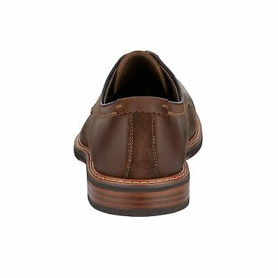 Dockers Leather Lace-up Oxford Shoe NeverWet