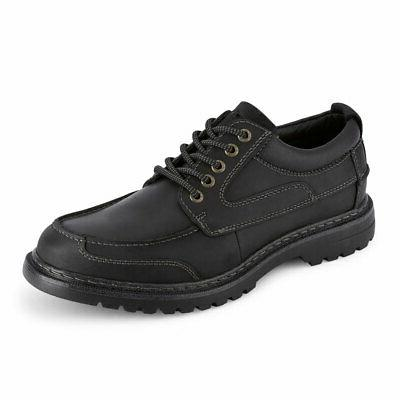 mens overton leather oxford shoe with neverwet