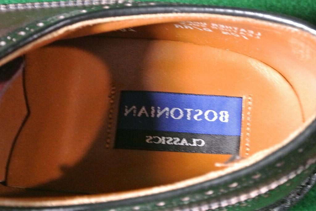 Bostonian Mens Oxford Leather Shoes Size 10.5 26178