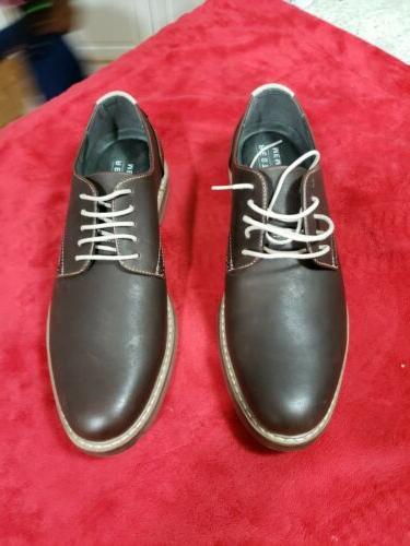 Restoration Up Oxford Shoes 9M. Box
