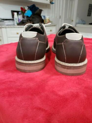 Restoration Mens Preston Up Shoes Sz 9M.