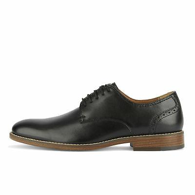 Leather Dress Lace-up Plain Toe Oxford Shoe