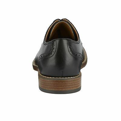 Dockers Mens Richland Genuine Leather Dress Toe