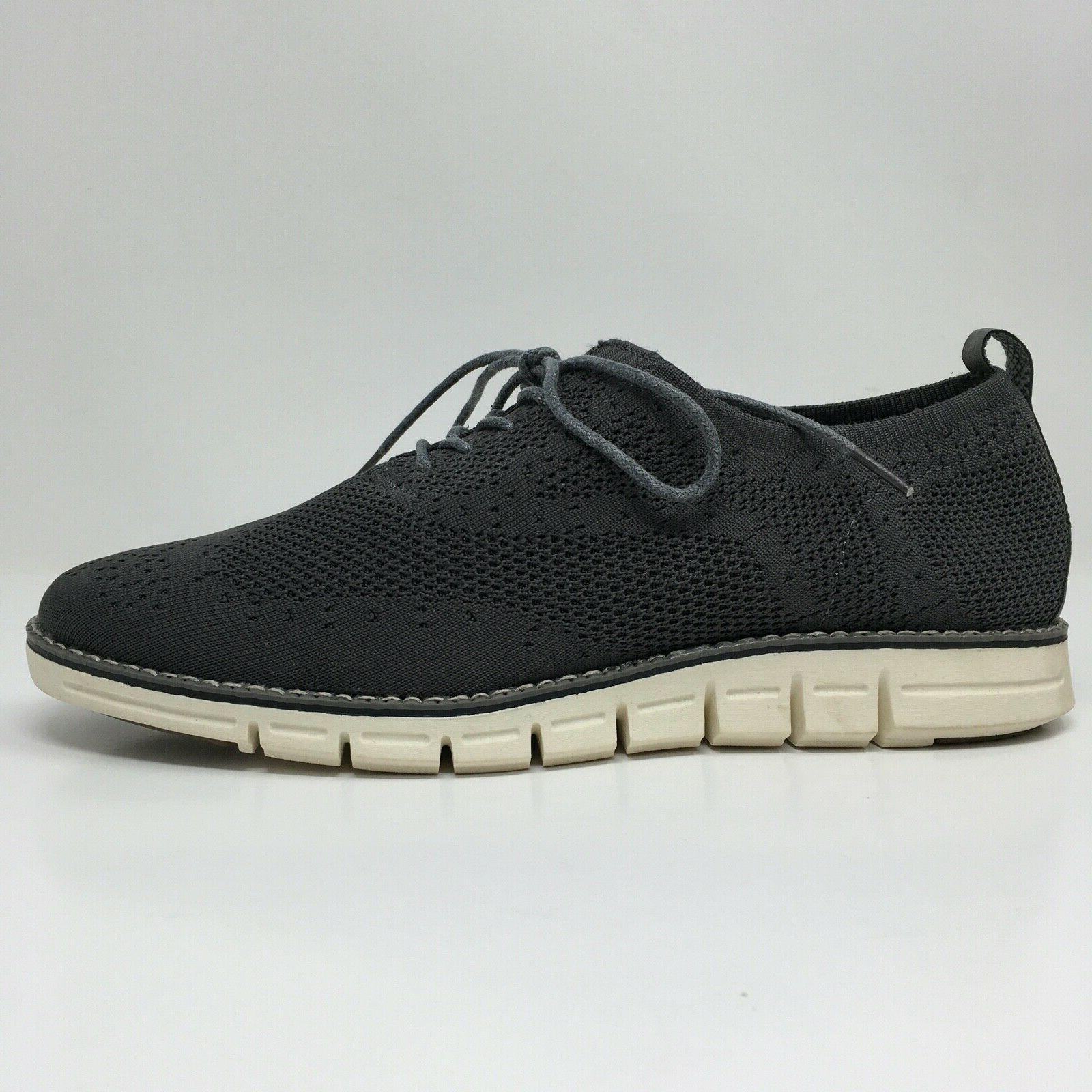 Hawkwell Mens Knit Oxford for Life 9