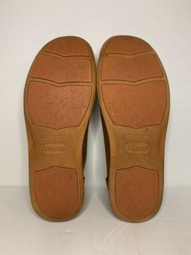 Crocs Men's Size Venture Oxford