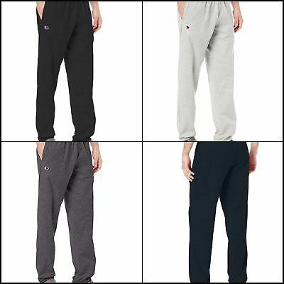 Champion Mens Sweat-pants Bottom W pockets Size