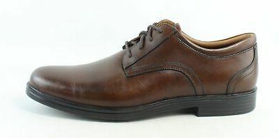 mens un aldric brown oxford dress shoe