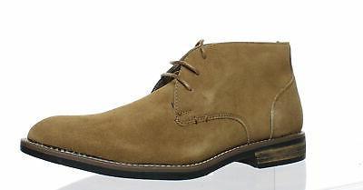 mens urban01 tan oxford dress shoe size