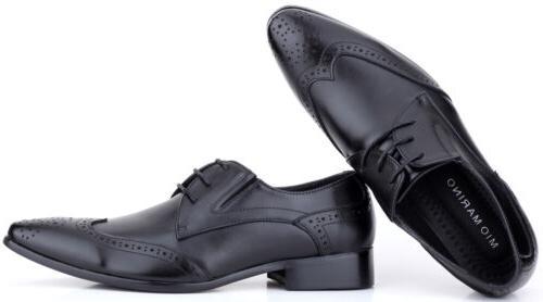 Mio Marino Shoes, Oxford Leather Bag