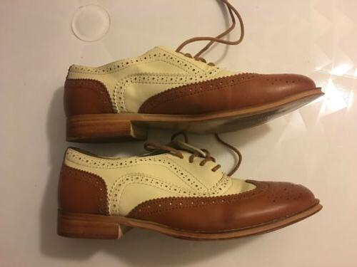 NEW WANTED BABE WOMEN'S SHOES CLASSIC LACE-UP US 7