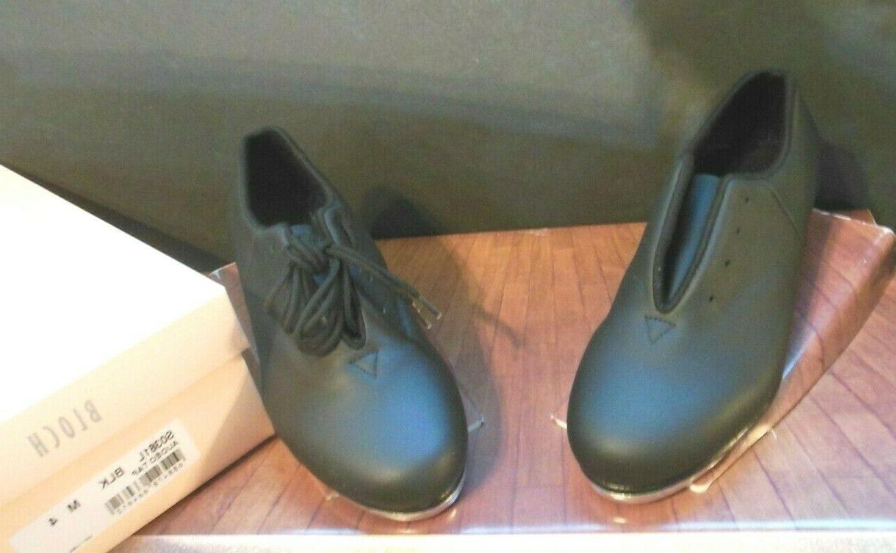 New/Box Bloch S0381L Ladies Black Audeo Oxford
