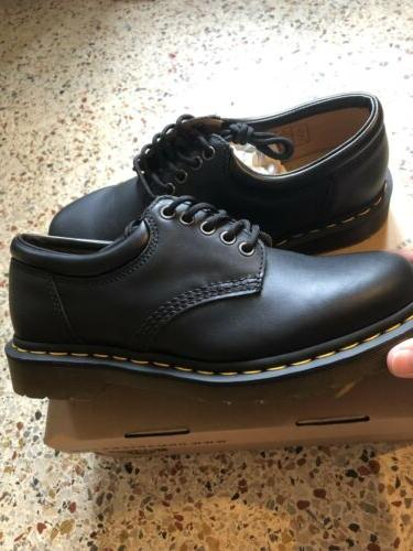New Martens Leather Oxford Size 8 / 9 AW004