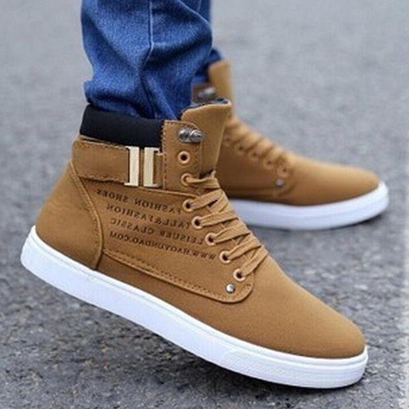 New Fashion Casual High Top Shoes