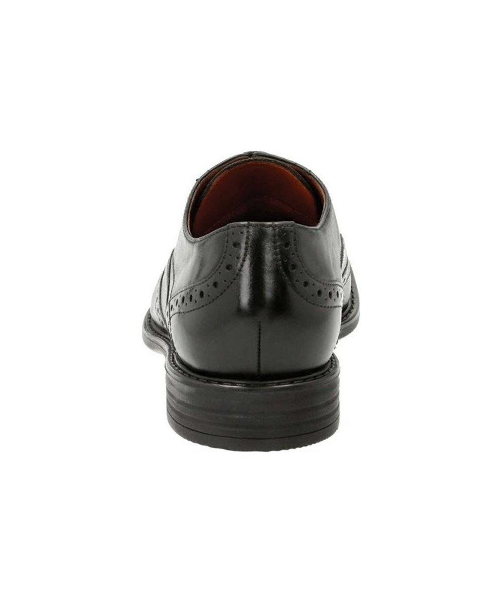 NEW MEN CLARKS Garvan 26119384 BLACK SHOES