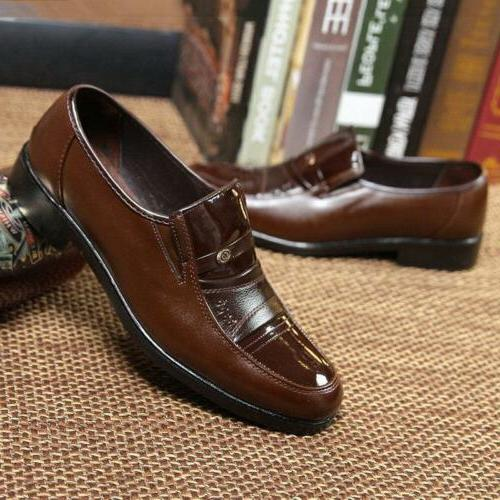 new Casual Formal Loafers Dress