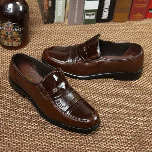 new Business Casual Slip on Loafers Comfy Dress shoes