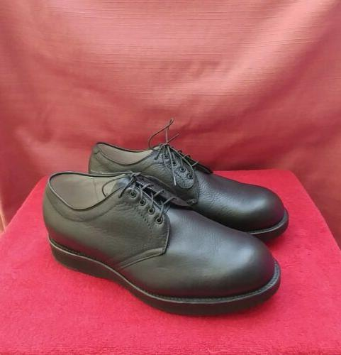 "NEW Men's Alden ""CDI"" Black Contoured Depth Toe Size 9 EEE"