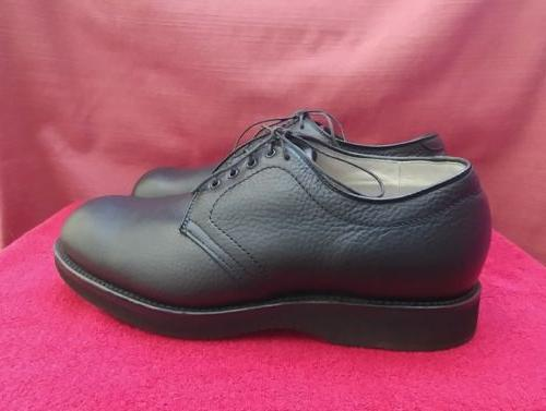 NEW Men's Alden Black Contoured Depth Toe Blutcher 9 EEE