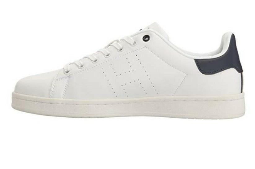 New Hilfiger Liston Oxford Fashion Sneakers Shoes White