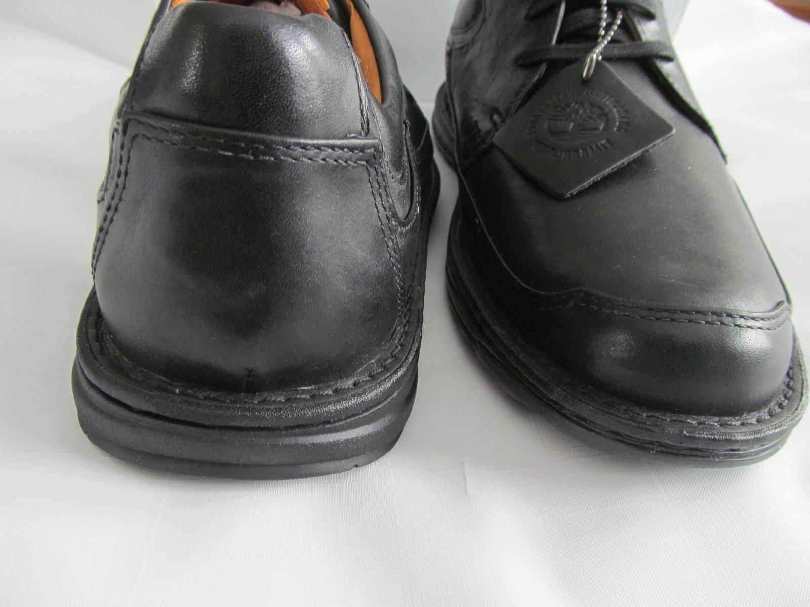 New Timberland Men's Shoes Black Waterproof size