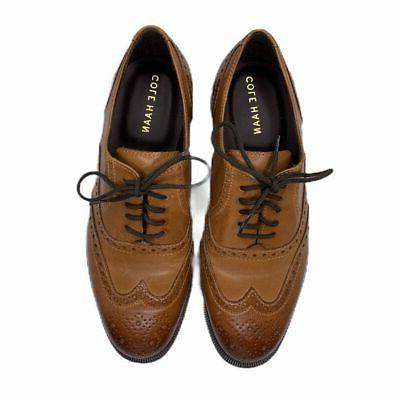New Dustin Tip Shoes 7M Tan