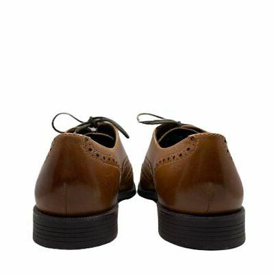 New Dustin Tip Shoes British Tan