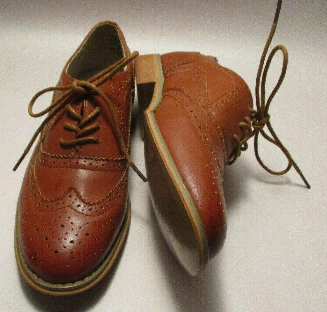 New Wanted Womens 7 1/2M Wing Oxford Shoes